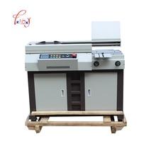 Автоматическая A4 машина термоклеевая переплетная 320mm 50 S клей для переплета идеальный Переплетчик файл финансовых электронный Переплетчик брошюровочная машина 1 шт.