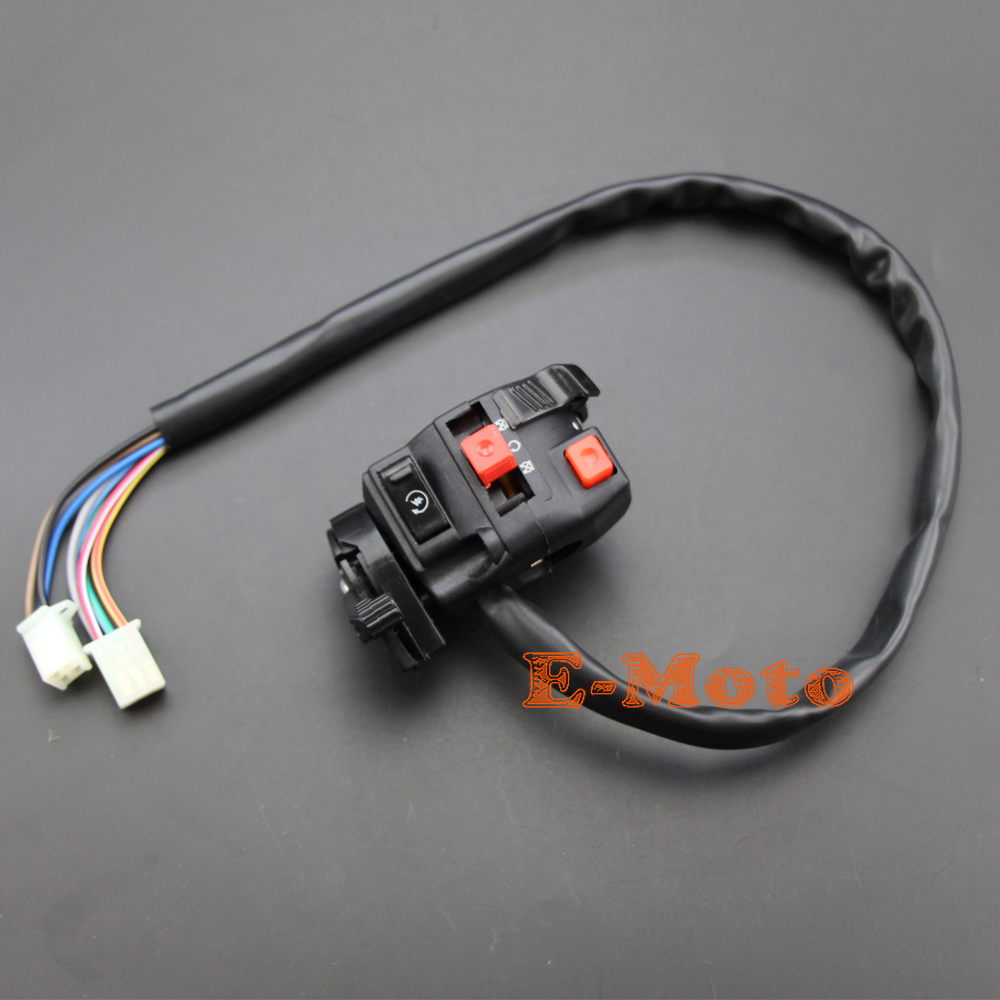 COMPLETE ELECTRICS ATV QUAD 150CC 200CC 250CC 300CC Solenoid CDI Coil  Regulator WIRING HARNESS ZONGSHEN LIFAN-in Motorbike Ingition from  Automobiles ...
