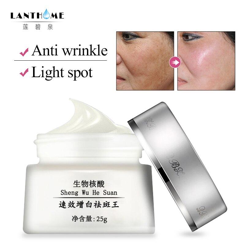 Мощный крем для отбеливания веснушек, средство для удаления пигментных пятен, меланин, корейская косметика, уход за кожей|Автозагары и бронзаторы для лица|   | АлиЭкспресс