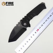 BMT Praetorian TG01 Tactical Folding Blade Knife 8CR13MOV Blade Steel Handle Survival Camping Knives Outdoor Climbing Tools OEM