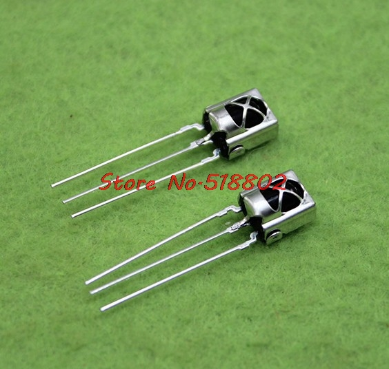 10pcs/lot TL1838 VS1838 VS1838B DIP-3 In Stock