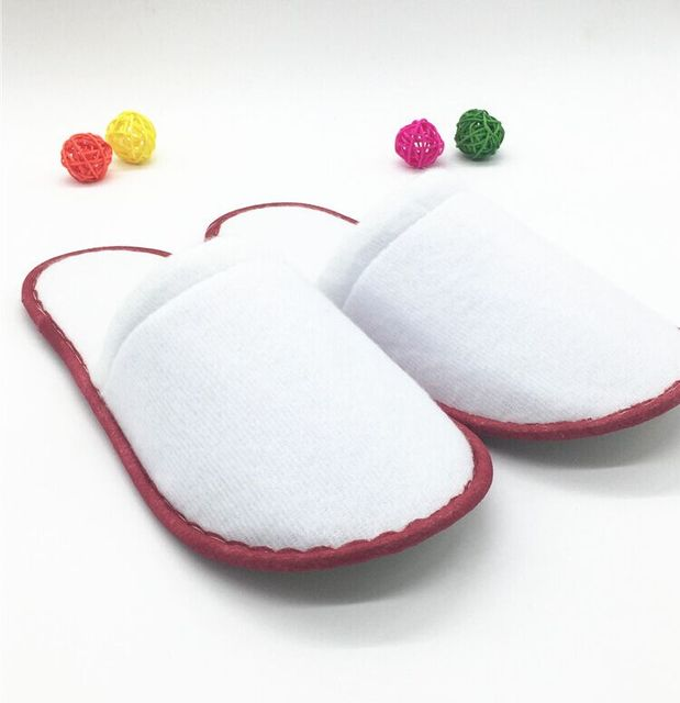 Free Shipping Brand New 20pairs/lot Disposable Hotel and Restaurant Supplies Ramab slipper Wholesale 4