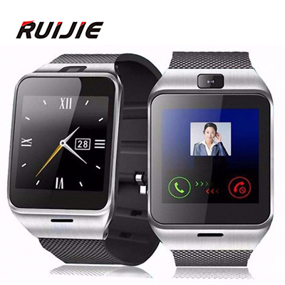 Bluetooth font b Smart b font font b Watch b font Aplus GV18 For All Android