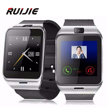 Bluetooth Smart Watch Aplus GV18 For All Android IOS Phone Support SIM Card GSM Waterpoof Wearable Device With Camera NFC