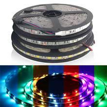 SMD5050/2835 5M/300LED DC12V Neon Light Dance Party Decor LED lamp Flexible EL Wire Rope Tube Waterproof Strip