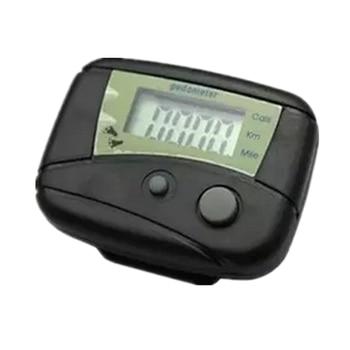 Contador de pasos a distancia Mini diseño de carrera Digital nuevo podómetro LCD para caminar