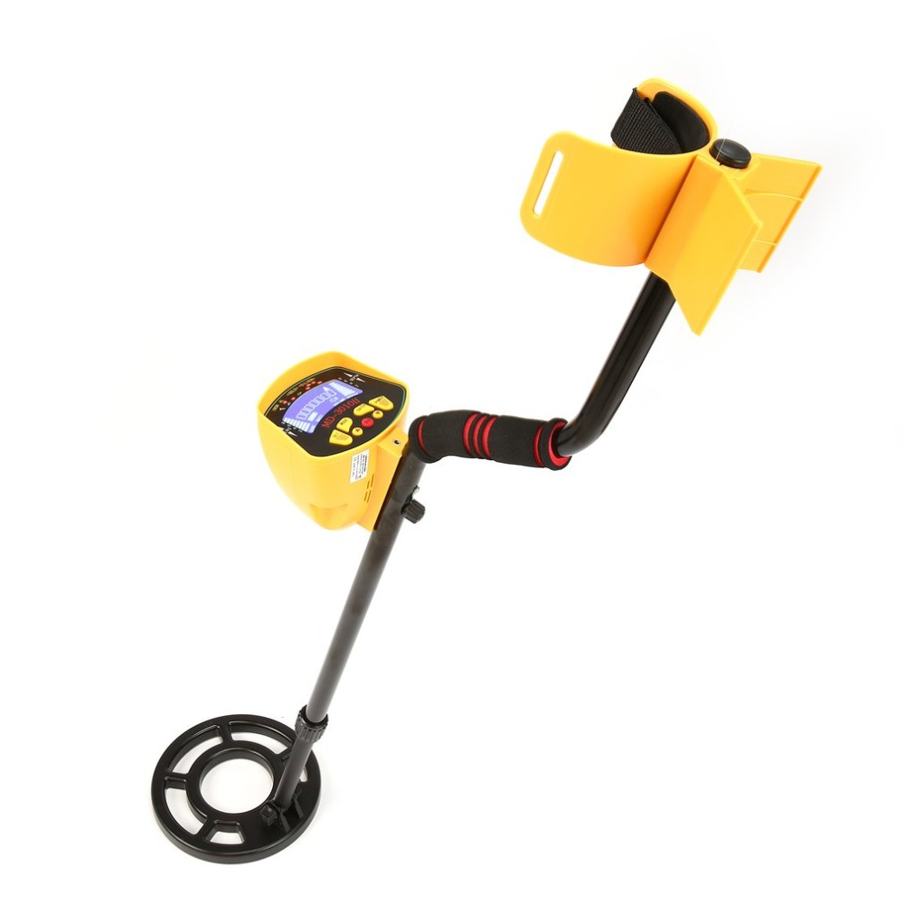 MD3010II Professional Portable Underground Metal Detector Handheld Treasure Hunter Gold Digger Finder LCD DisplayMD3010II Professional Portable Underground Metal Detector Handheld Treasure Hunter Gold Digger Finder LCD Display