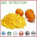 Super clara de ovo em pó Extratos de GMP fabricação certificada ISO 200g
