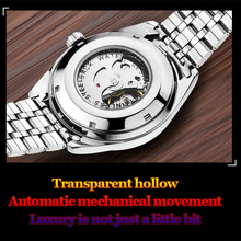 2018 Mens Top Brand Luxury Watches Male Luminous Calendar Waterproof Wrist Watch Stainless Steel Automatic Mechanical Wristwatch