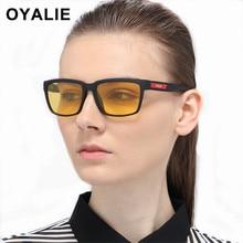 OYALIE Women Glasses Night Vision Goggles Polarized Sunglasses Men Sun UV400 Protection Car Driving Eyewear At