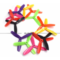 "KINGKONG Propellers Prop 5""  5045 3 Blades 5x4.5x3 CW CCW Multi-color For RC DIY QAV250 250 Racing Quadcopter Mini Drones"
