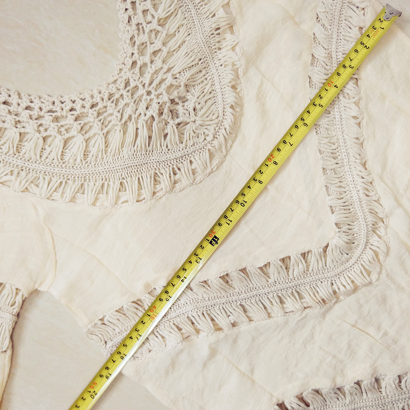 Haljina pokriva se bikini kupaći kostim plivati cover ups - Sportska odjeća i pribor - Foto 3