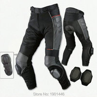 PK 709 motorcycle riding protection pants leather mesh breathable wear resistant moto sports jeans knight protective trousers