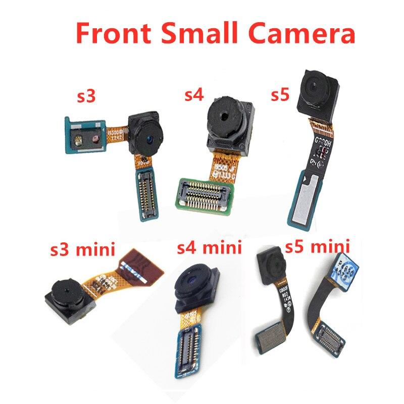 1 Piece 100% New Front Camera Flex Cable For Samsung Galaxy S3 MINI S4 MINI S5 MINI Facing Small Replacement Parts
