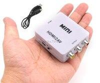 HDMI Input Digital To RCA Analog Audio Video Composite CVBS Output Converter AV