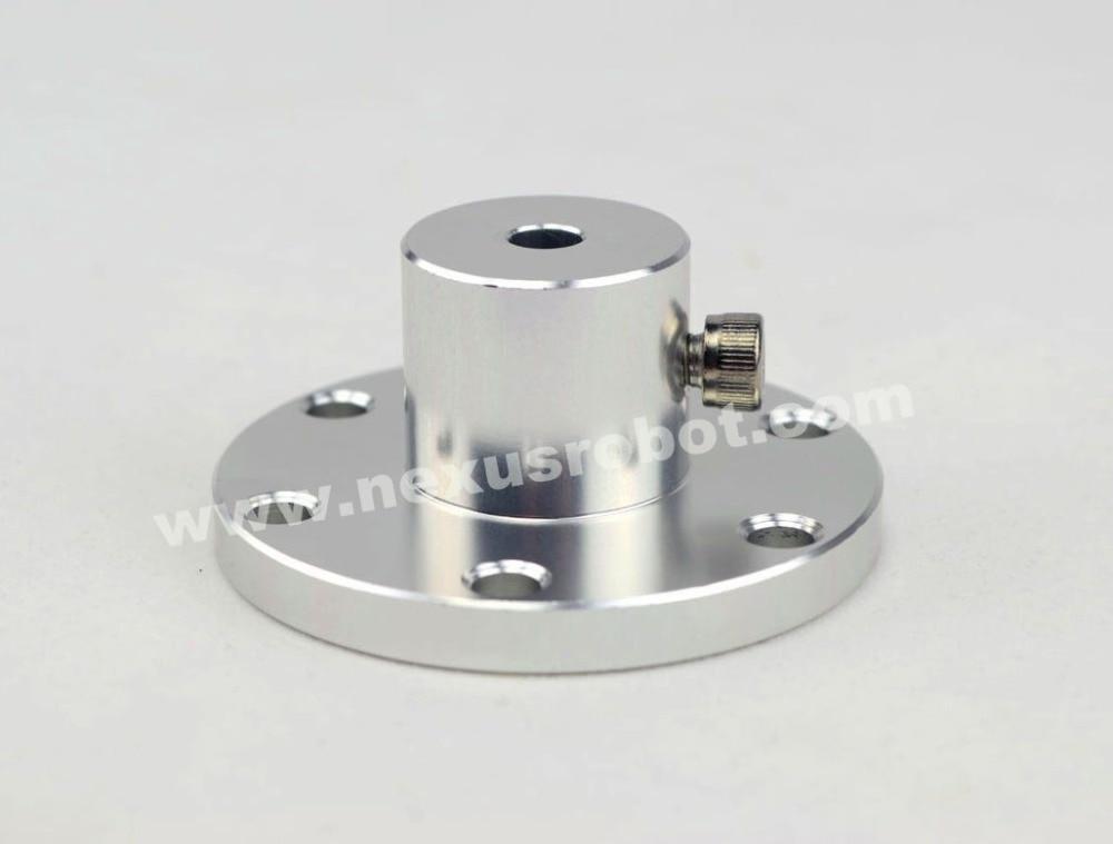 6 mm uniwersalne aluminiowe piasty montażowe (sprzęgła) do wału 18007