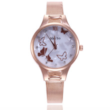 Fashion Rose Gold Watch Women Stainless Steel Quartz Wrist Watches for Women Luxury Brand Bracelet Ladies Watch Zegarek Damski