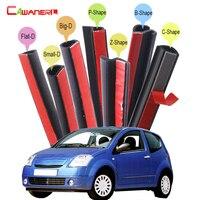 Cawanerl Full Car Rubber Sealing Strip Kit Weatherstrip Seal Edge Trim For Citroen C Elysee C Triomphe Xsara C Quatre C2