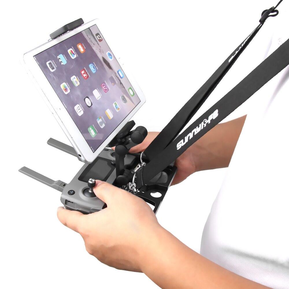 New DJI Mavic 2 Pro Zoom Remote Control Aluminum alloy Bracket phone tablet Folding Holder for