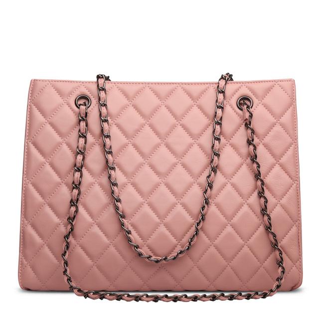 CHARMIYI Luxury Brand Genuine Leather Large Women Handbags Lady Casual Travel Bags Womens Designer Shoulder Bag Bolsa Feminina