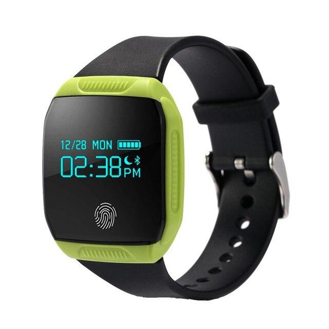 Smartband Waterproof Health Bracelet Watch E07s Passometer Fitness Tracker Sleep Tracker pk id107 mi band 2 1s