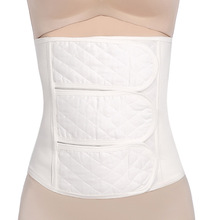 Cn herb Womens abdomen with post-natal cotton gauze waist belt down body sculpting