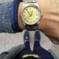 Luxury Men's Black Thailand Leather Stingray Bracelet For Men Brand Genuine Leather Strap Stainless Bracelets Women
