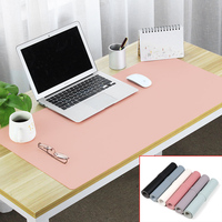 PU 100*50cm big size Waterproof 2mm thickness mouse pad Mat computer game gaming Working Business tablet mouse pad