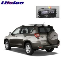 LiisLee Car CCD Night View Vsion Rear Camera For TOYOTA RAV4 XA30 2005~2012 back up Reverse CAM
