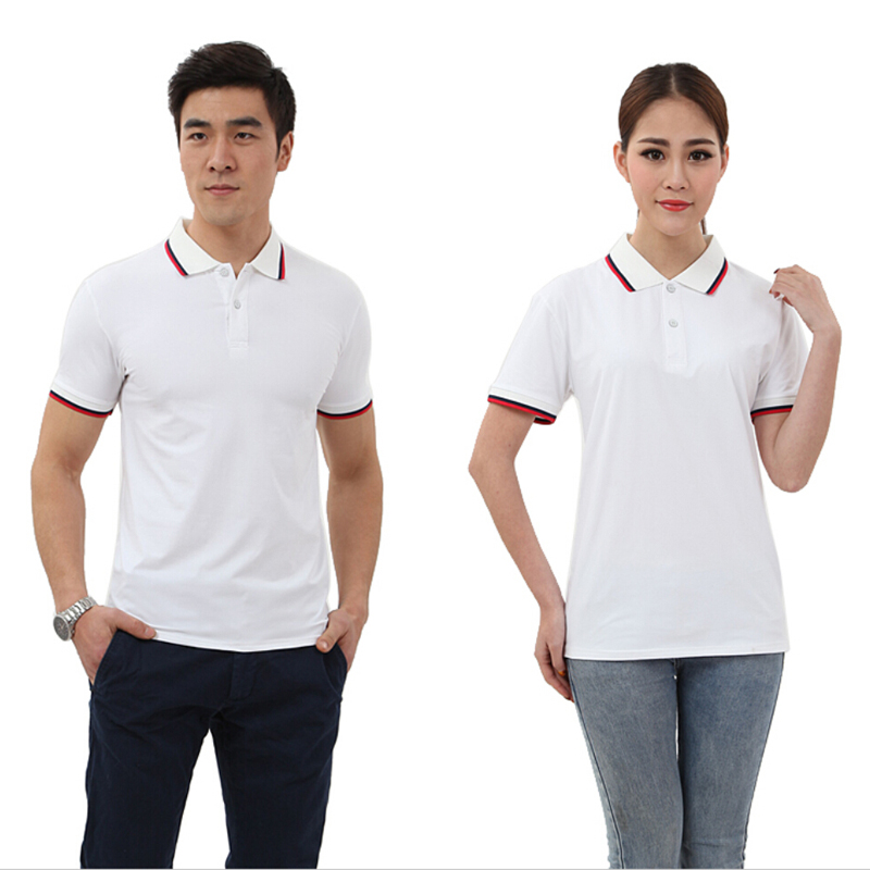 6faadb48f Hot Sale Woman Man Summer Short Sleeve Outdoor Sport T shirt Quick Dry Turn  down Polo Shirt couple sportwear-in Trainning & Exercise Polo from Sports  ...