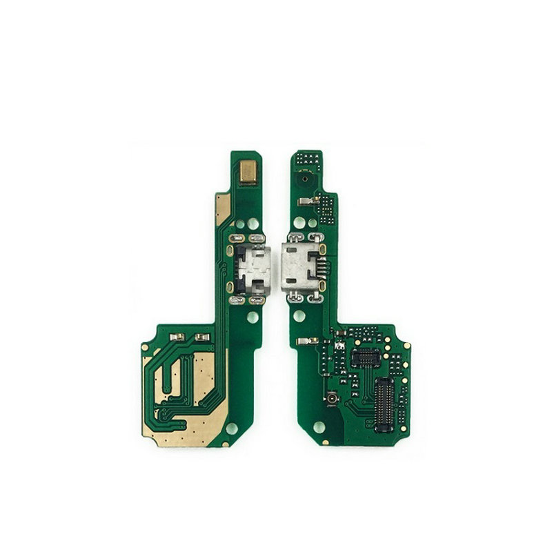 New Microphone Module+USB Charging Port Board Flex Cable Connector Parts For Xiaomi Redmi 6 6A 6Pro Replacement