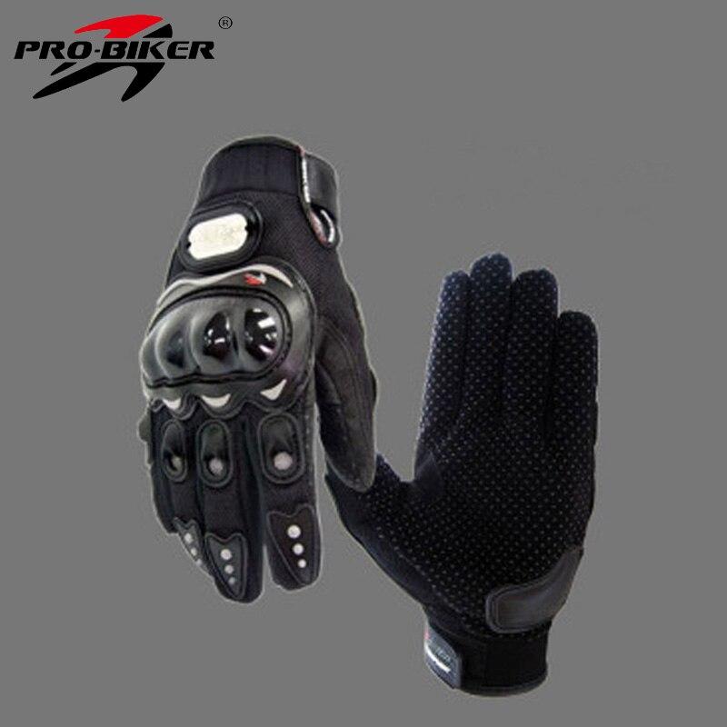 PRO-BIKER moto rcycle Handschuhe moto kreuz handschuhe guantes moto luvas Fahrrad Racing Handschuhe Volle Finger & Half- finger