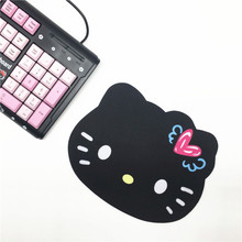Fashion Cartoon Cute Hello Kitty Optical Mouse pad Personalized Computer Decoration Pad Mat Non-toxic Tasteless