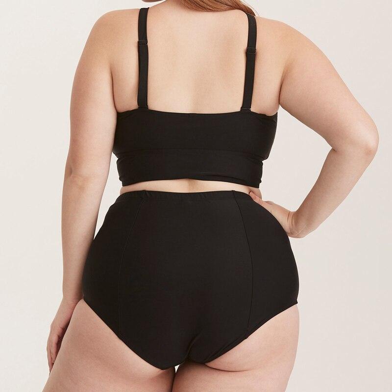 Cintura Alta Swimwear Maillot De Bain Femme Verão 2019 Hot