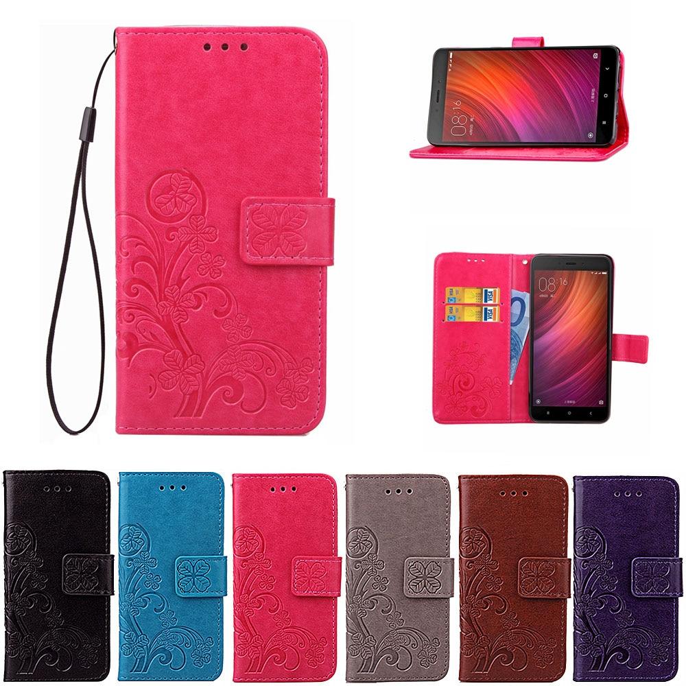 Xiaomi Redmi Note 4X Fall Flip Wallet PU Ledertasche Für Xiaomi - Handy-Zubehör und Ersatzteile