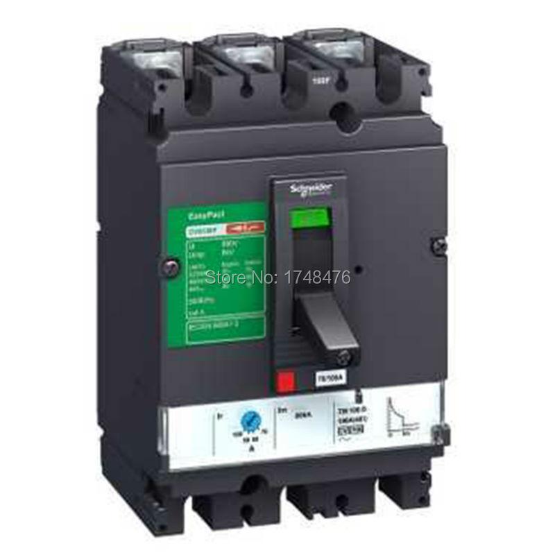 ФОТО NEW LV510354 Easypact CVS - CVS100F TM50D circuitbreaker - 4P/4d