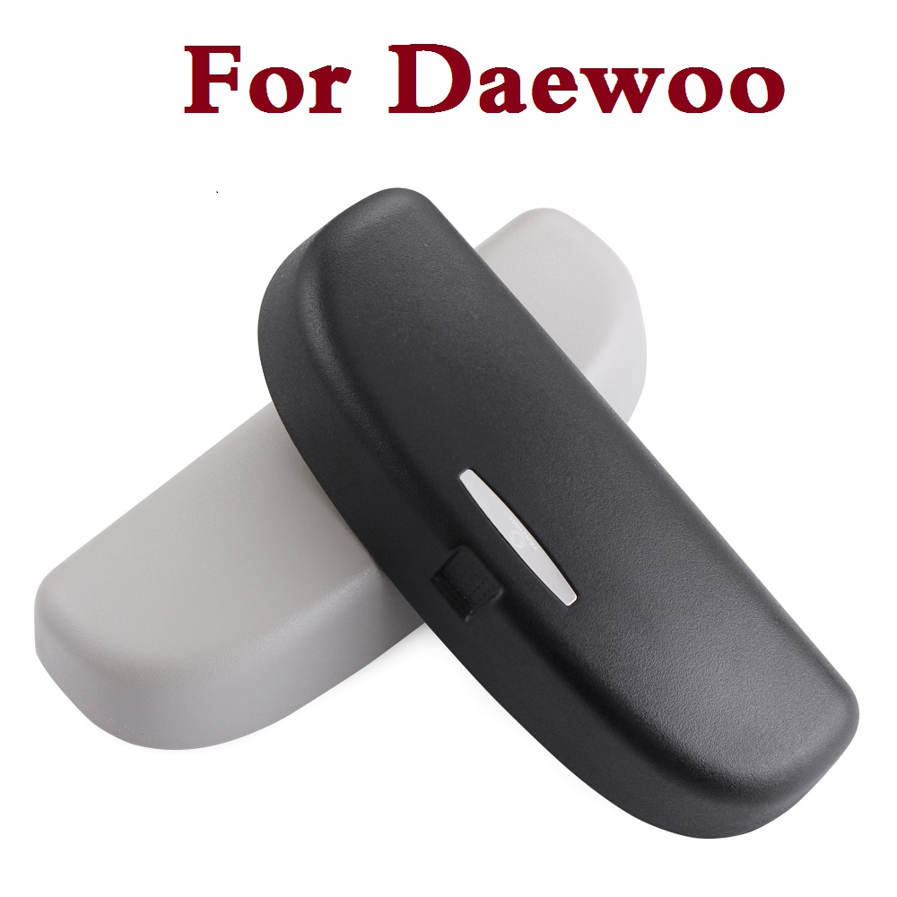Car styling Sunglasses Case Holder Glasses Storage Box For Daewoo Evanda G2X Gentra Kalos Lacetti Lanos Magnus