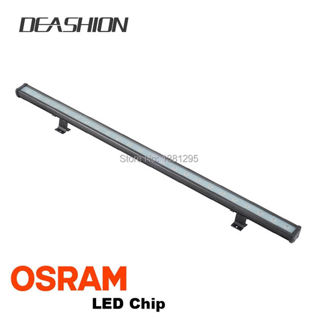 Online shop 24w 36w 1m 24v led linear wall washer light 24w 36w 1m 24v led linear wall washer light architectural facade lighting fixture outdoor floodlight rgb dmx512 foco exterior aloadofball Gallery