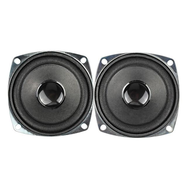 3Inch 77mm Full Range Speakers 4Ohm 5W 2