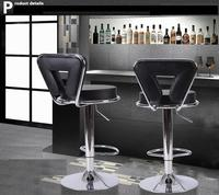 Black Color Bar Stools Wine Cabinet Chairs Free Shipping Shiduo Shop Seat Chair Family Pet Shop