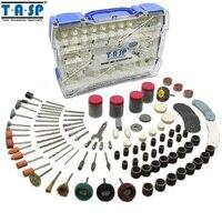 TASP 268PC Dremel Accessories Rotary Tool Bit Set Mini Drill Accessories For Grinding Polishing Cutting Abrasive