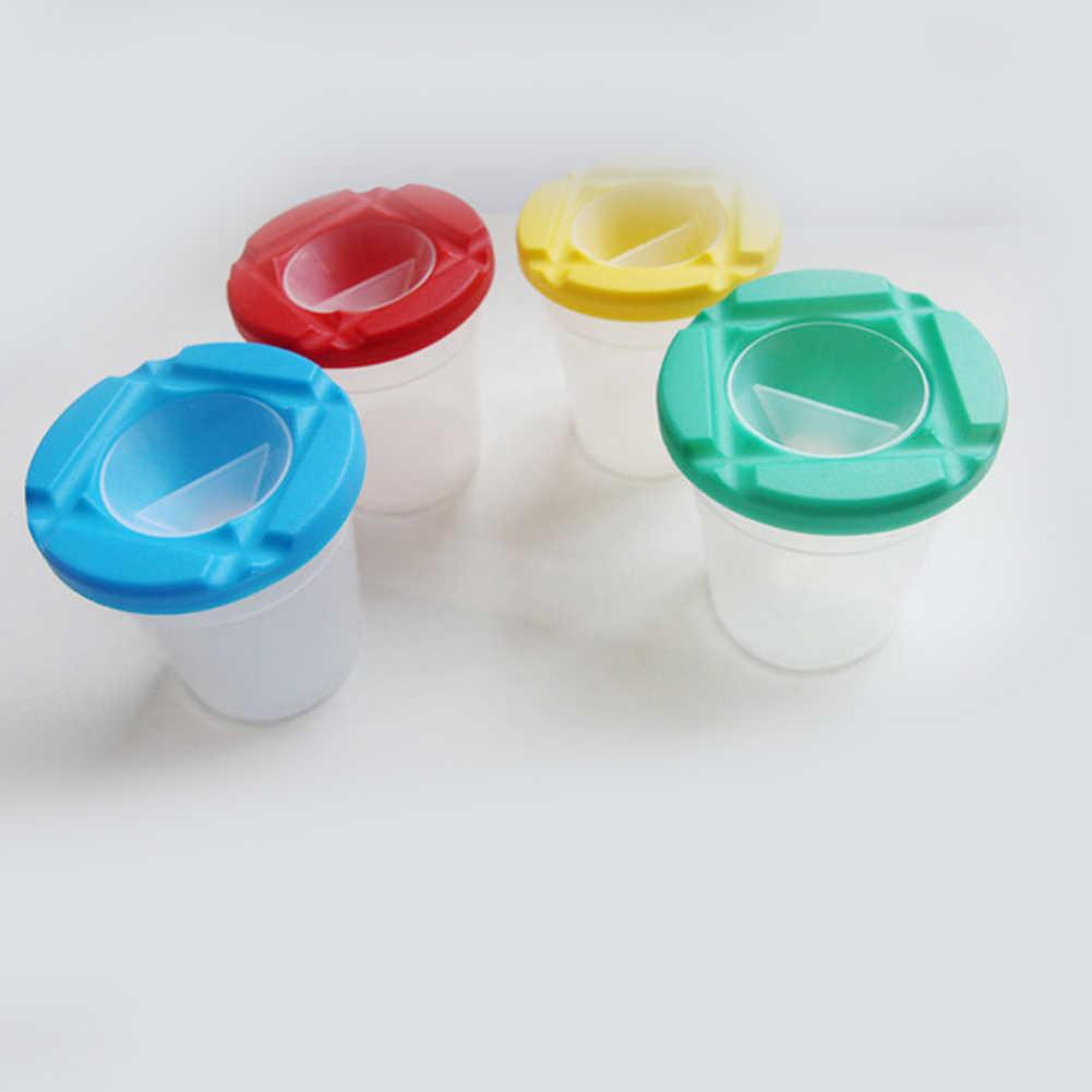 Juego de Herramientas de pintura para niños y niños de plástico creativo DIY