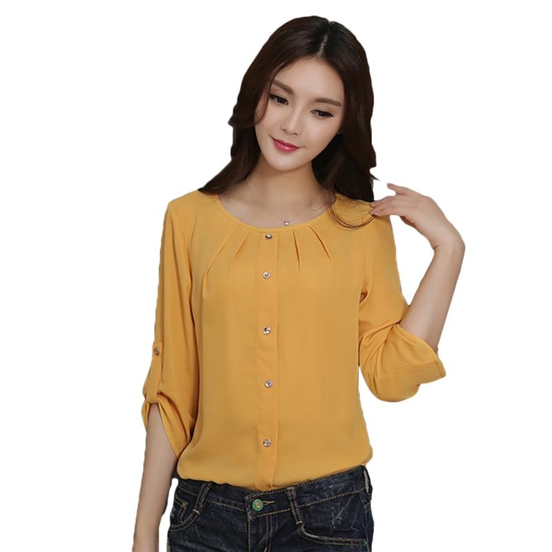 New Womens Tops Fashion 2018 Women Summer Chiffon Blouse Plus Size Ruffle Batwing Short Sleeve Casual Shirt