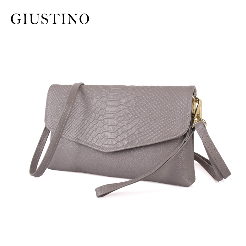 Genuine Leather Crossbody Shoulder Handbag Women Female Clutch Sac A Main Femme Lady Envelope Luxury Designer Bag For 2017 Canta fashion genuine leather handbag alligator party bag luxury women leather handbag female shoulder bags sac a main femme de marque