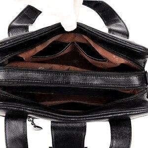 Image 5 - KMFFLY גבוהה באיכות עור Ladie תיקי נשים גדול קיבולת תיק טוטס נשי כתף שליח תיק מעצב מותג יוקרה תיק