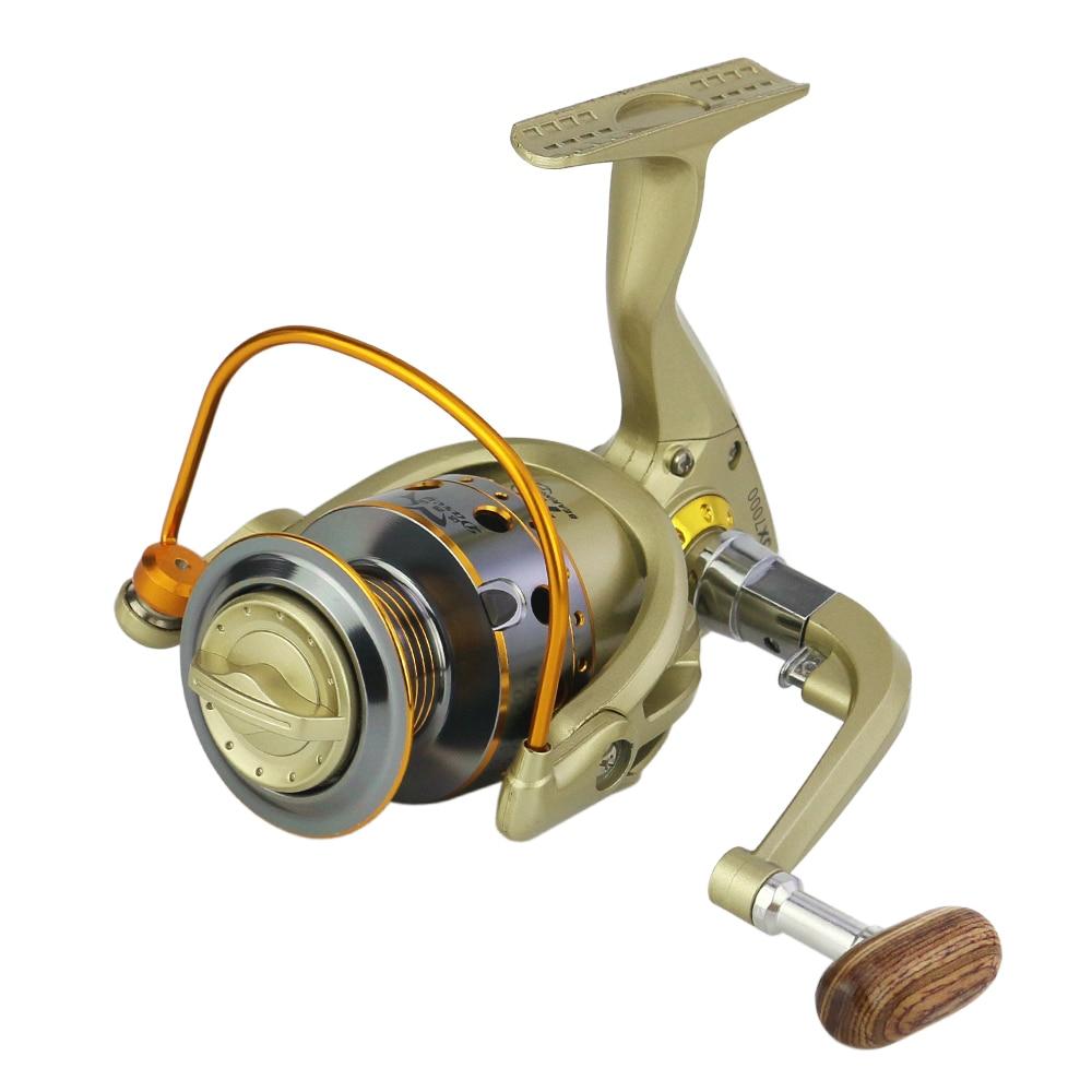 Fishing Reel Spinning Baitcasting Reels For Saltwater//Freshwater JX2000-JX7000