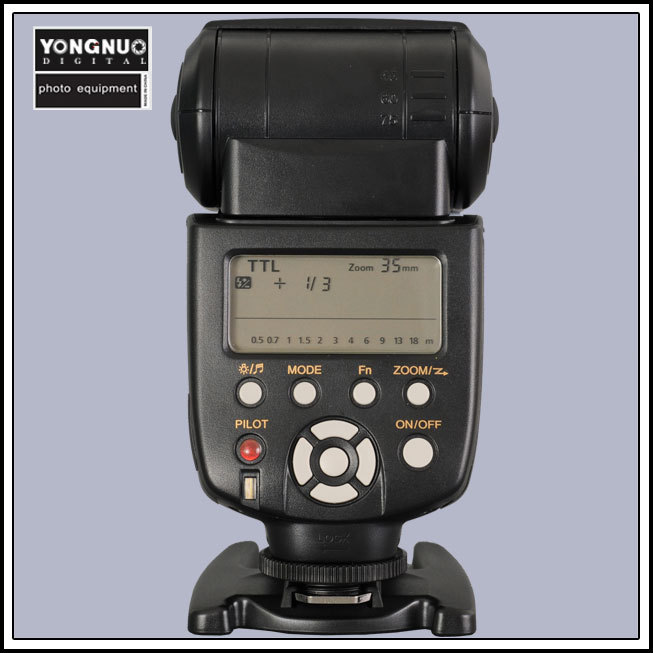 YONGNUO YN 565EX YN565 EX TTL Wireless Flash Speedlite for Nikon D3200 D3300 D5200 D5500 D7000