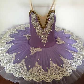 2017 New Children Girls Swan Lake Costume Professional Ballet Tutu Kid Ballerina Dress Ballet Leotards For Women Shiny Dancewear - DISCOUNT ITEM  0% OFF All Category