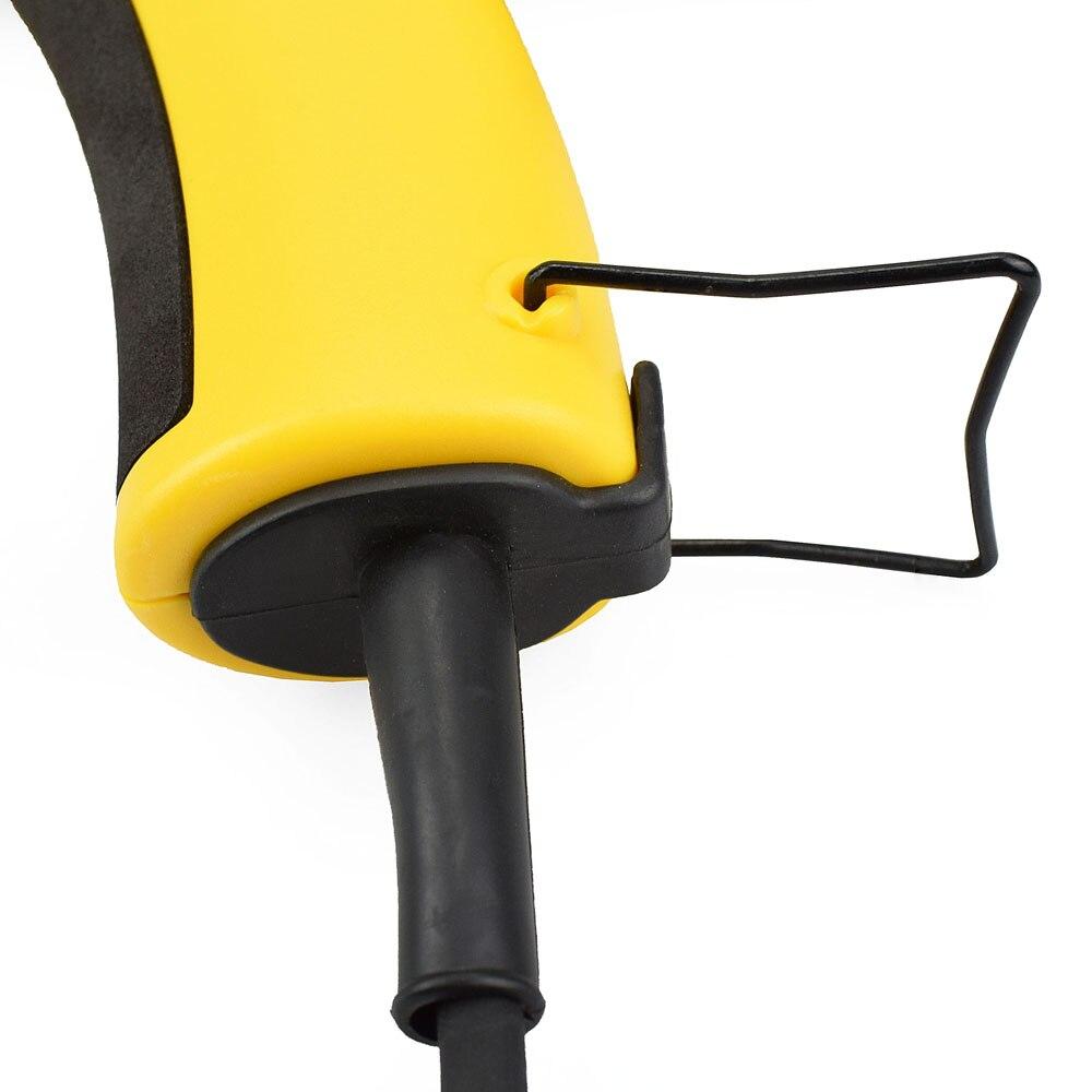 NEWACALOX 1500W digitaalne soojuspüstol 220V EL-i elektriline - Elektrilised tööriistad - Foto 3