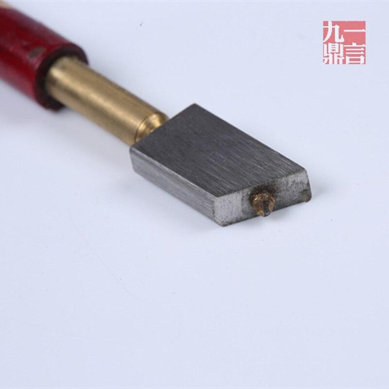 5 sztuk / partia diamentowy nóż ręczny nóż do cięcia szkła z - Narzędzia budowlane - Zdjęcie 2